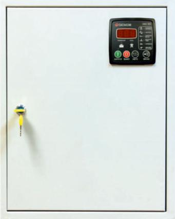 Щиты АВР с запуском генератора (на контроллере Datakom)